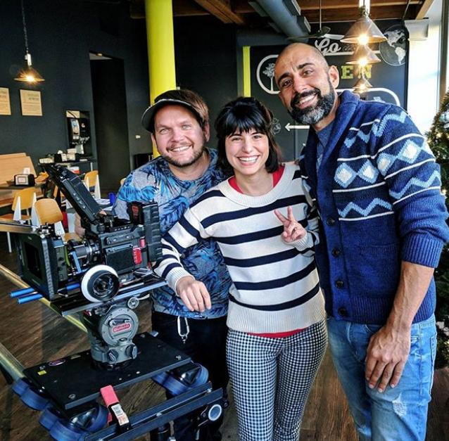 Filmtools Filmmaker Friday featuring Filmmaker Evan Zissimopulos 3