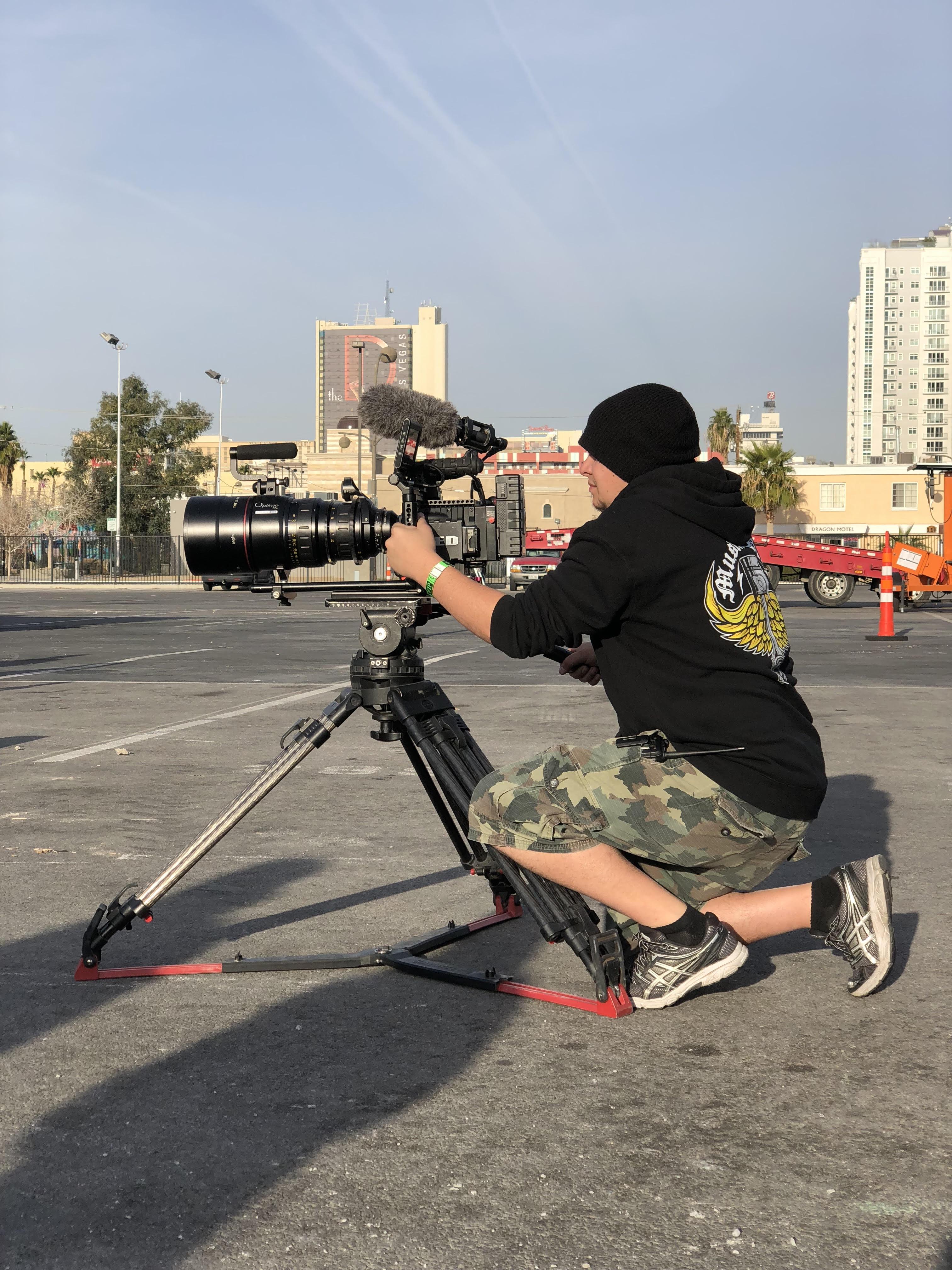 Filmmaker Friday with Filmmaker Rodney Kline 5
