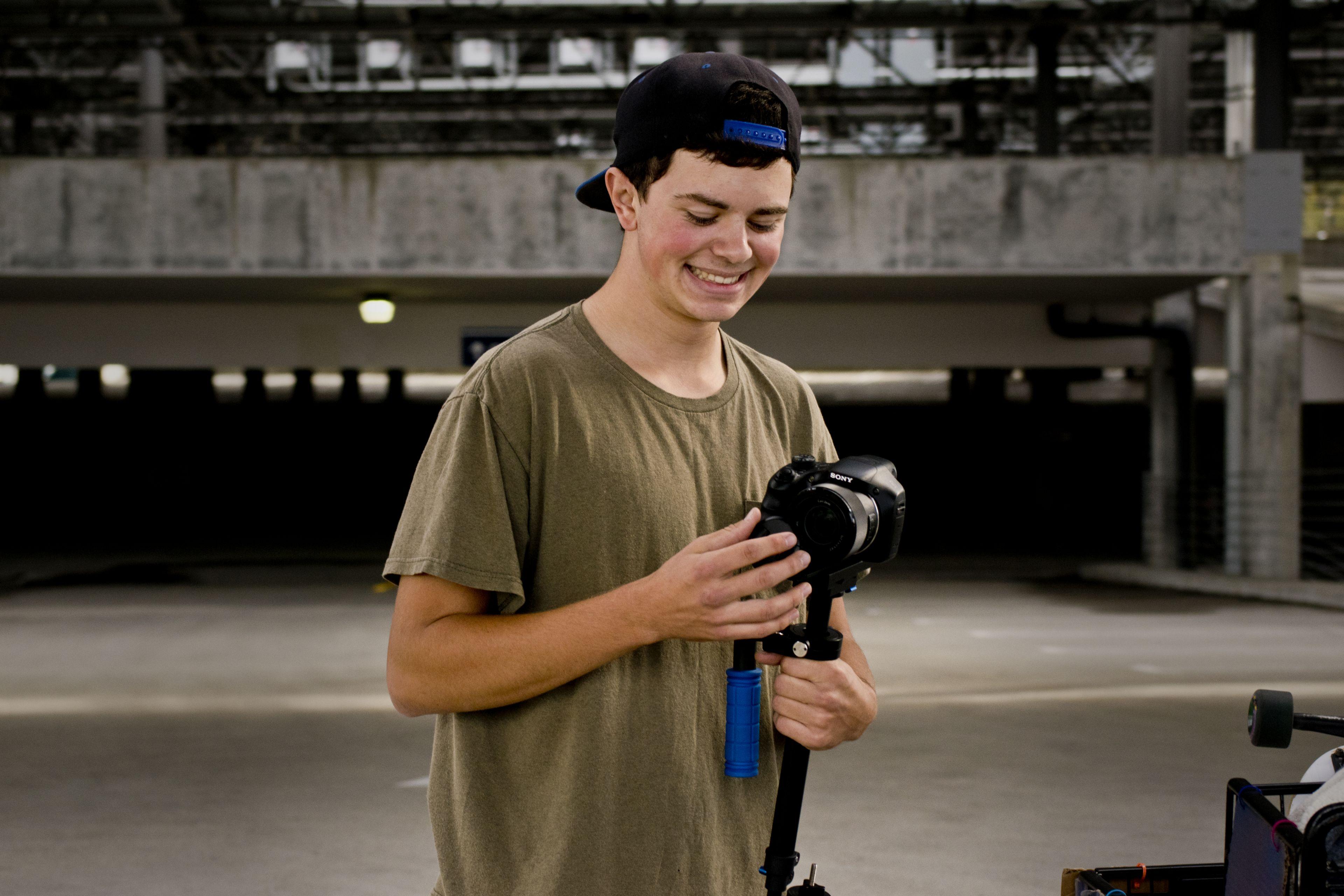 Filmtools Filmmaker Friday featuring Filmmaker Brandon Yavas 3