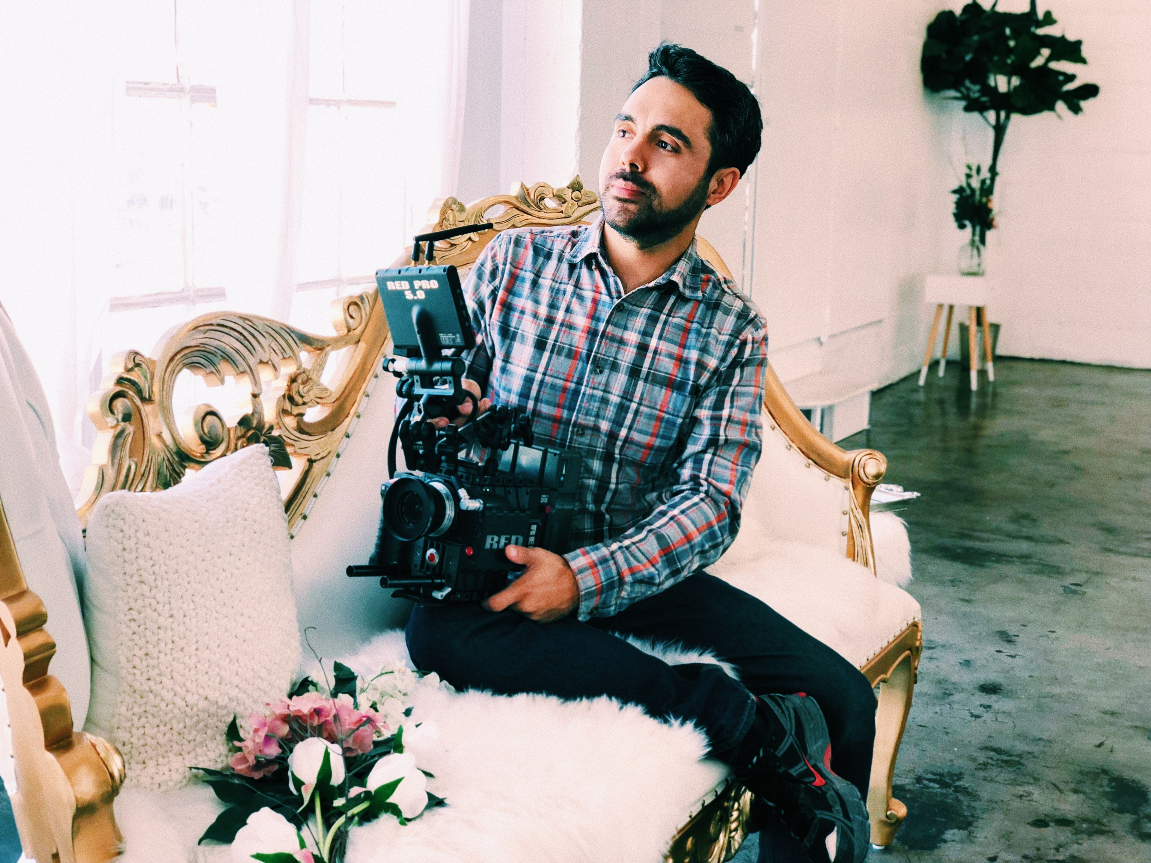 Filmmaker Friday Featuring Justin Aguirre 2