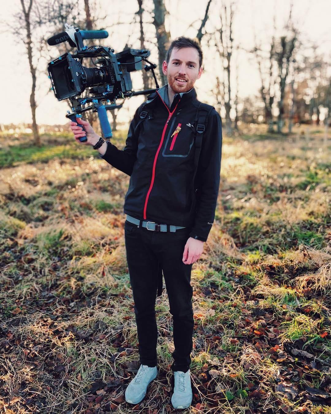 Filmtools Filmmaker Friday featuring Filmmaker LewisForfar 12