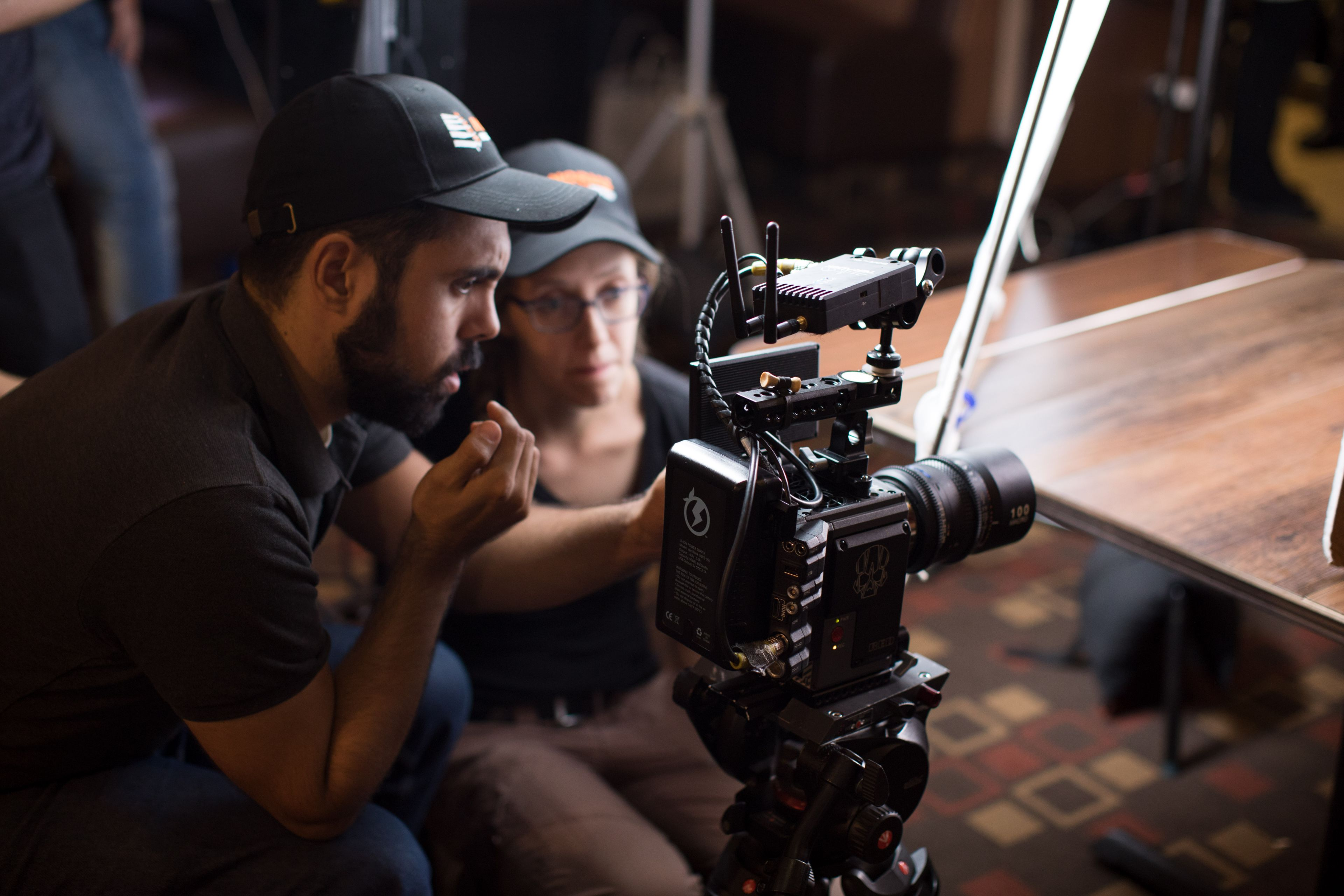 Filmmaker Friday Featuring Justin Aguirre 3