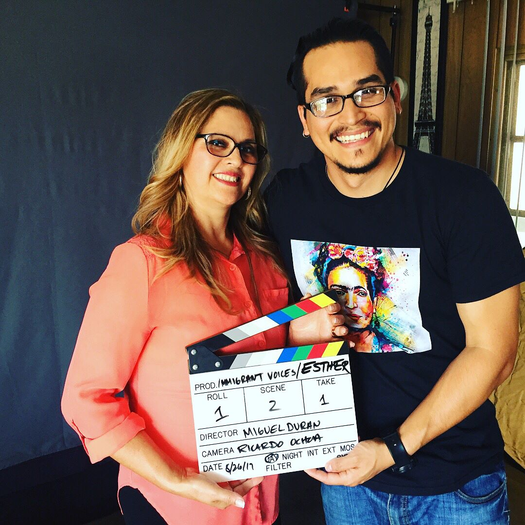 Filmmaker Friday featuring Filmmaker Miguel Angel Duran 6