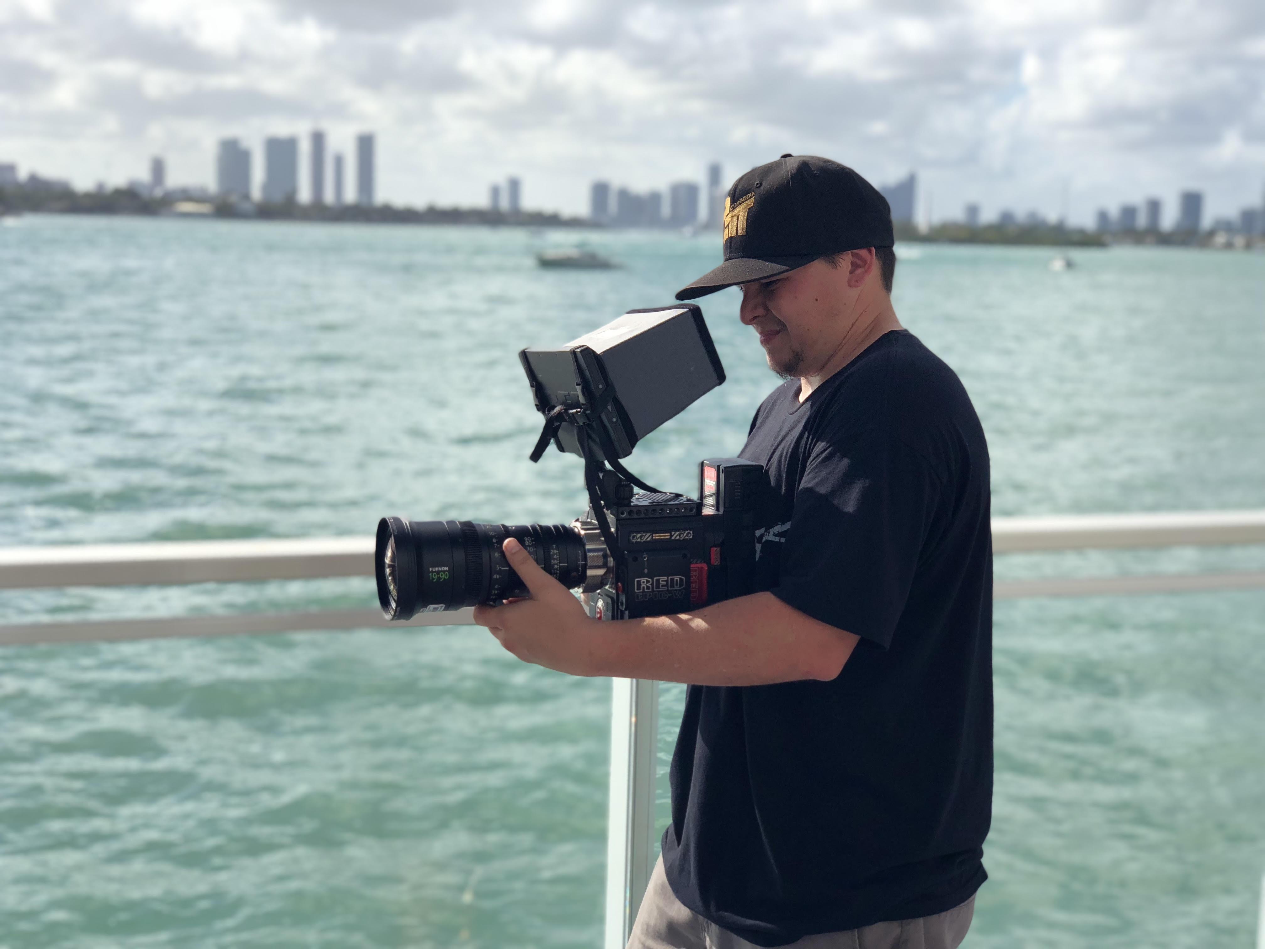 Filmmaker Friday with Filmmaker Rodney Kline 2
