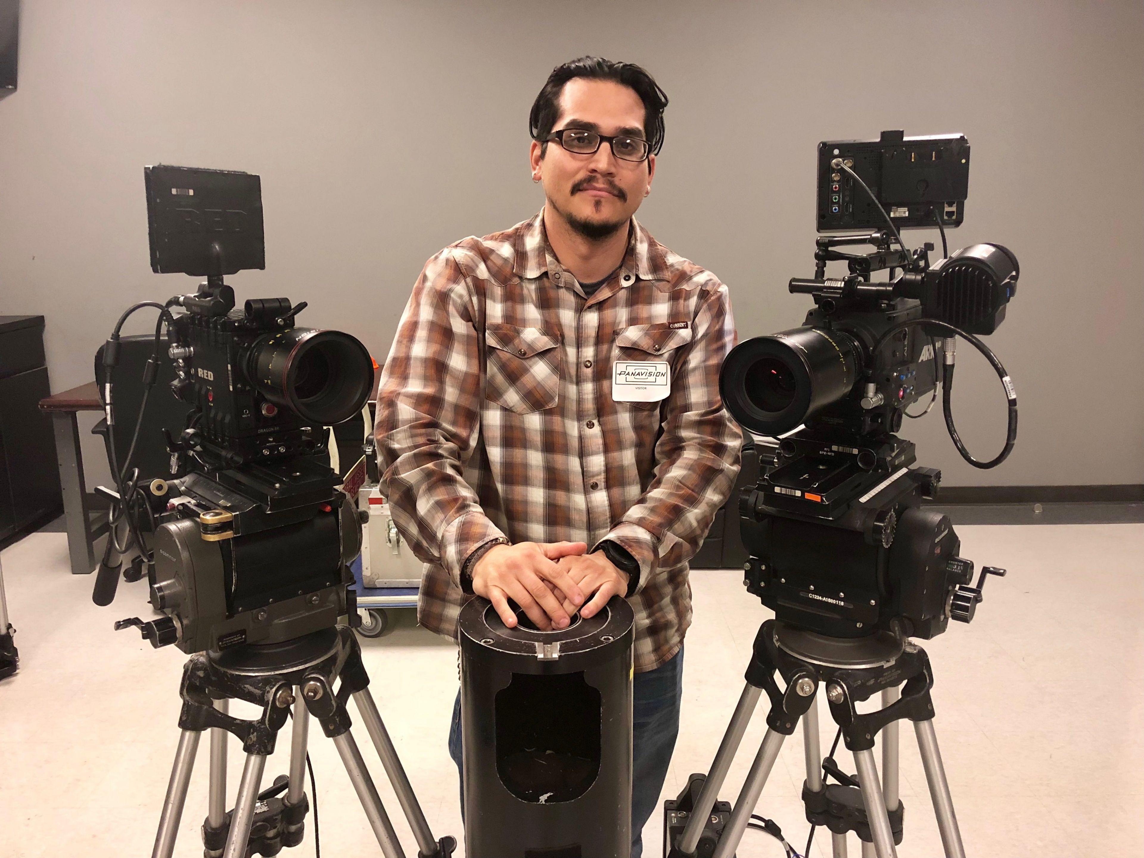 Filmmaker Friday featuring Filmmaker Miguel Angel Duran 2