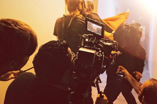 Filmmaker Friday featuring Filmmaker Orlando Briones 5