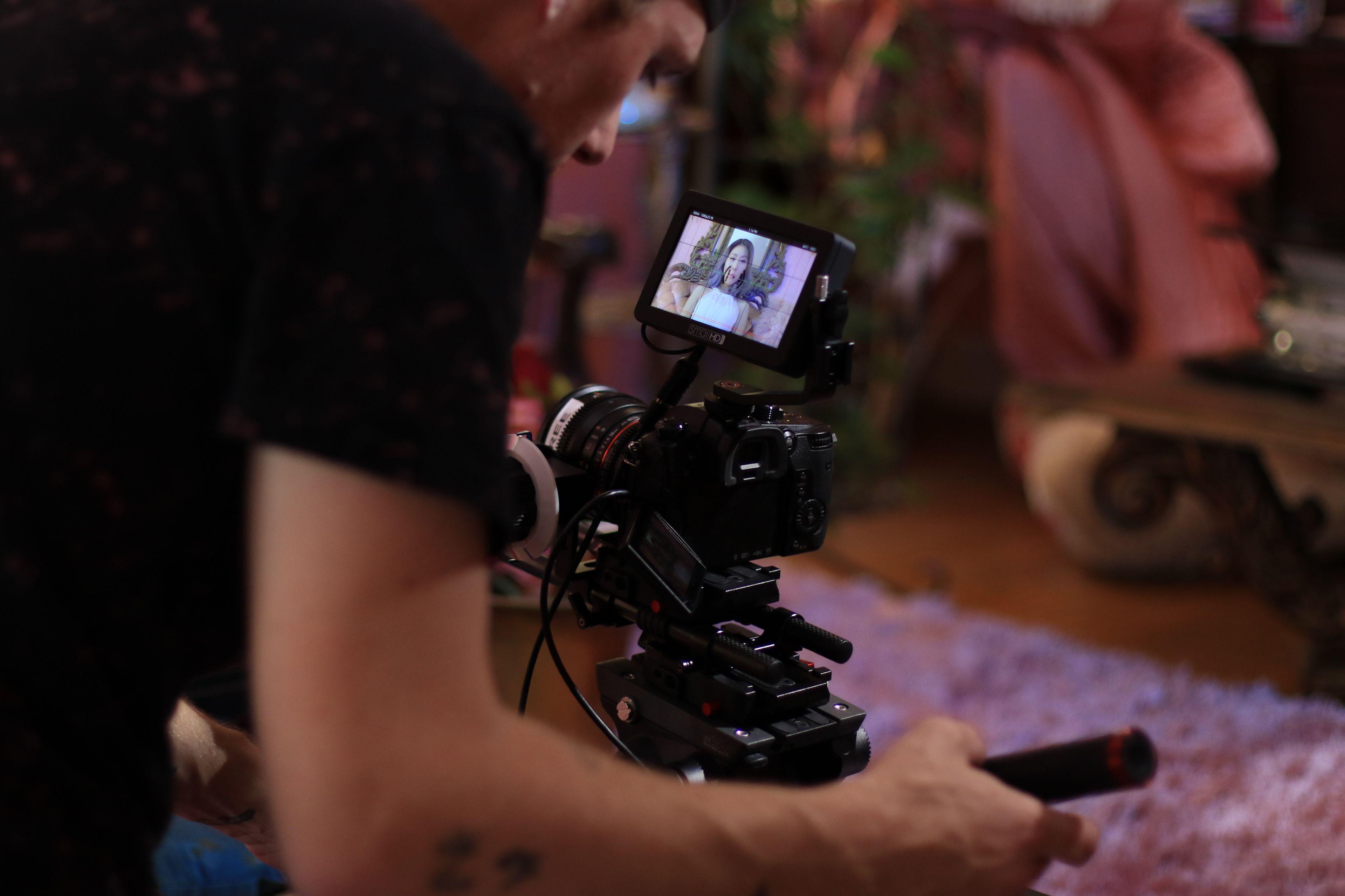 Filmmaker Friday Featuring Filmmaker Justin Riley 16