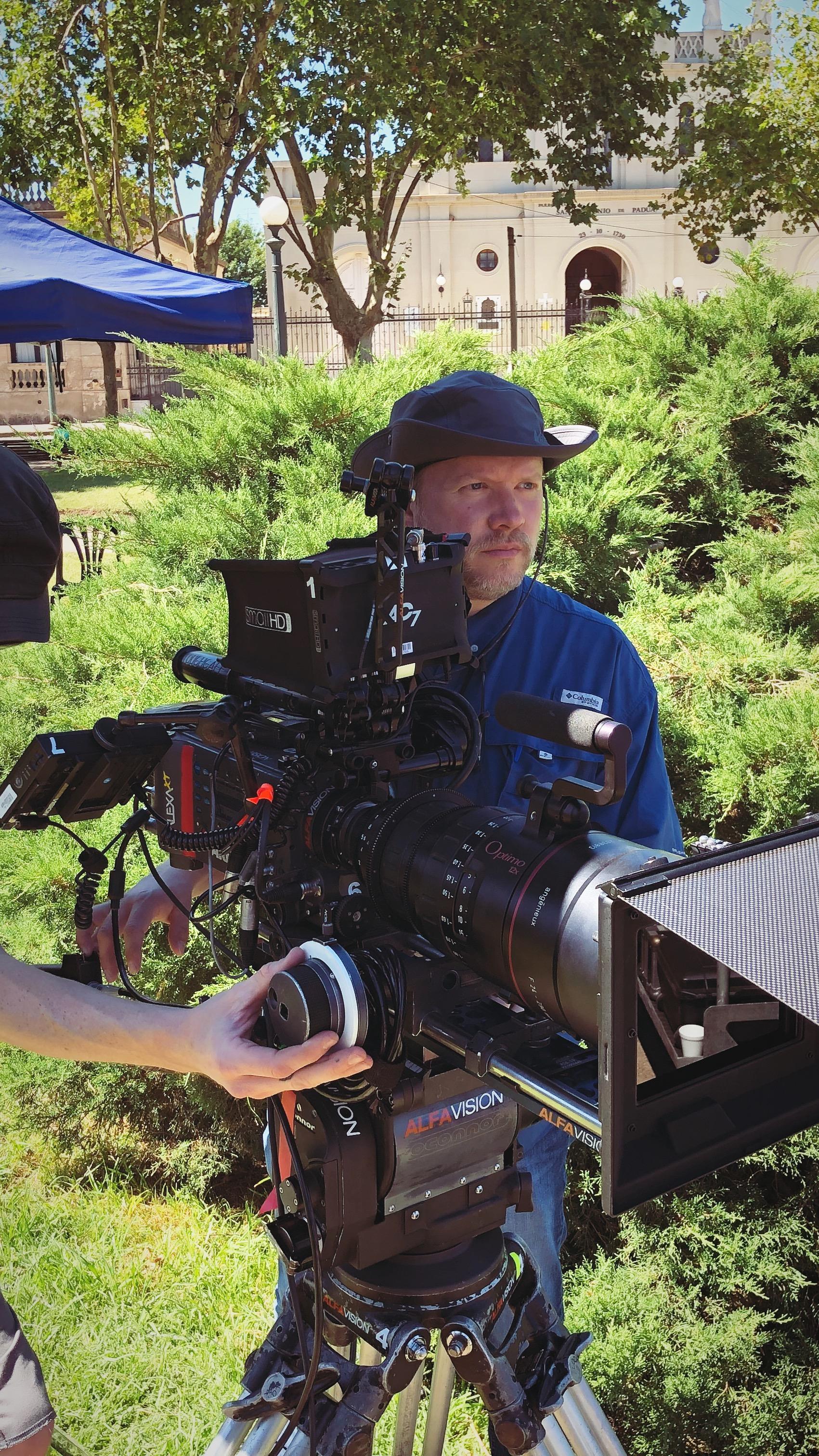 Filmmaker Friday featuring filmmaker Dan Rubottom 2