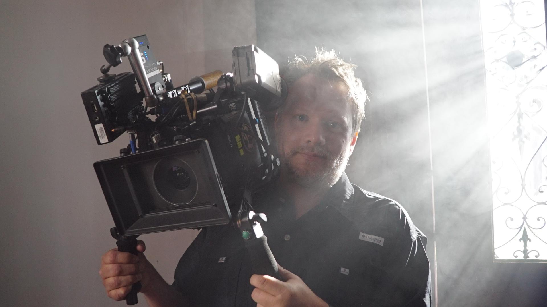 Filmmaker Friday featuring filmmaker Dan Rubottom 3