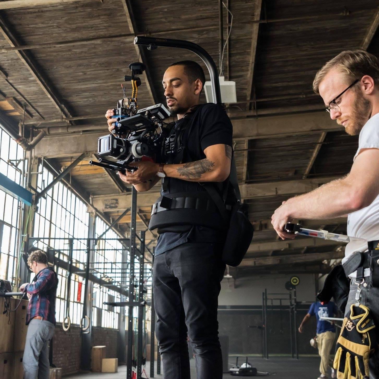 Filmmaker Friday Featuring Filmmaker Morgan Cooper 2