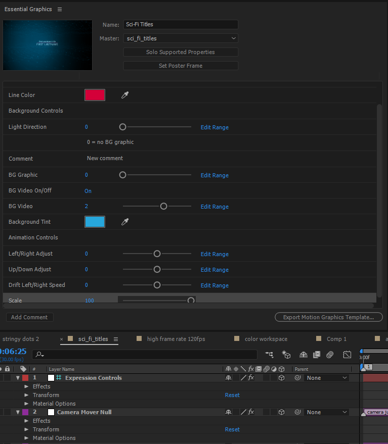 The 10 Adobe Premiere Pro and After Effects updates in 2020 that should be part of your workflow 33